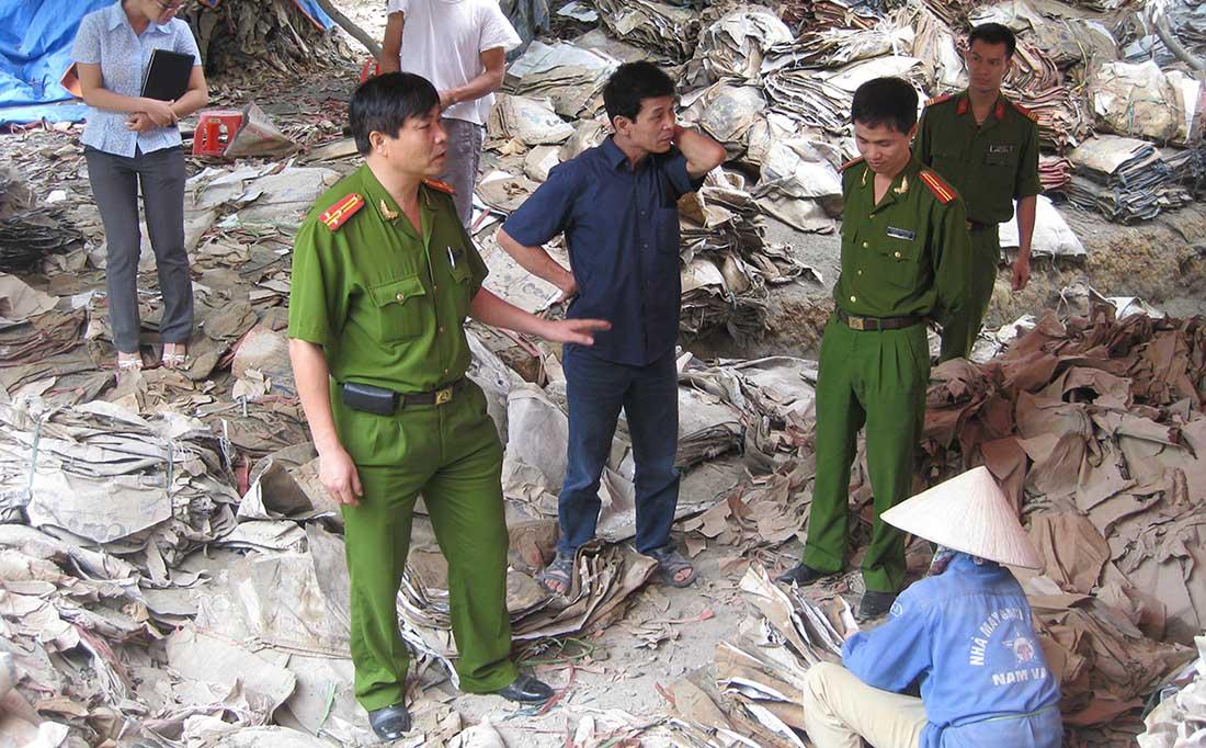 Trách nhiệm hình sự đối với các tội phạm về kinh tế và môi trường