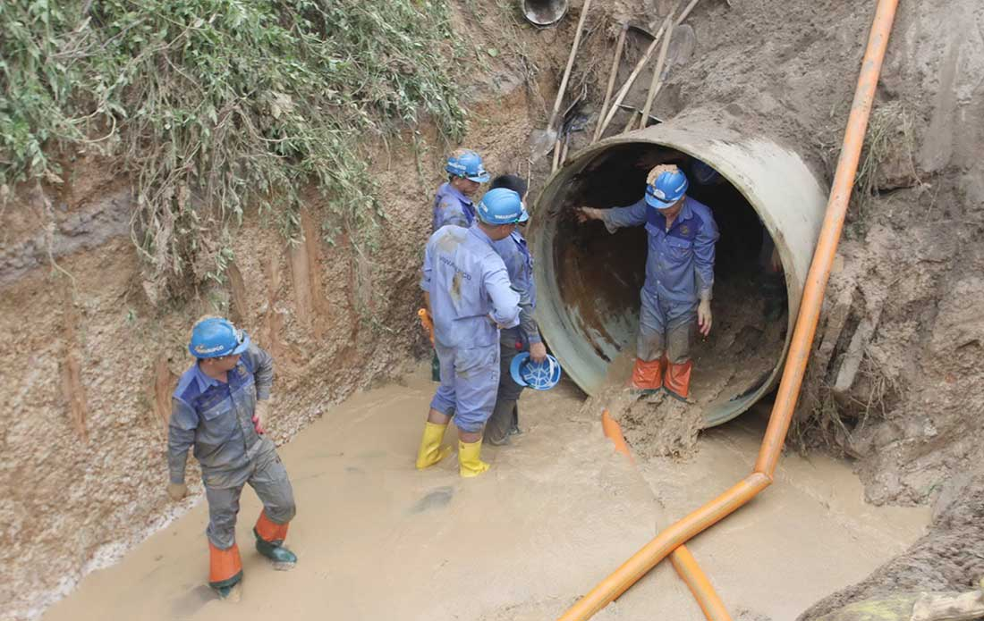 """Đấu thầu dự án nước sông Đà số 2: Vấn đề nằm ở người ra """"ĐẦU BÀI"""""""