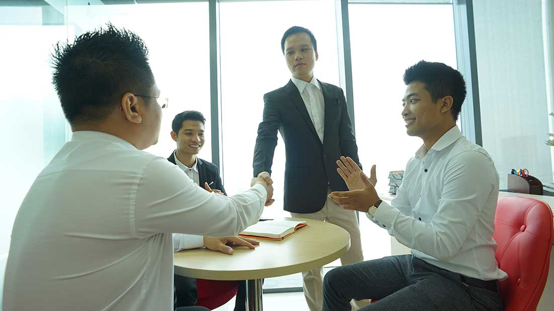 lập văn phòng đại diện tại Việt Nam