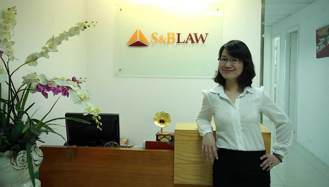 SB LAW chào đón Luật sư Nguyễn Thị Thu