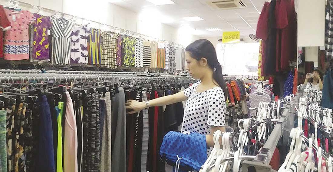 Hàng Việt bị nhái thương hiệu