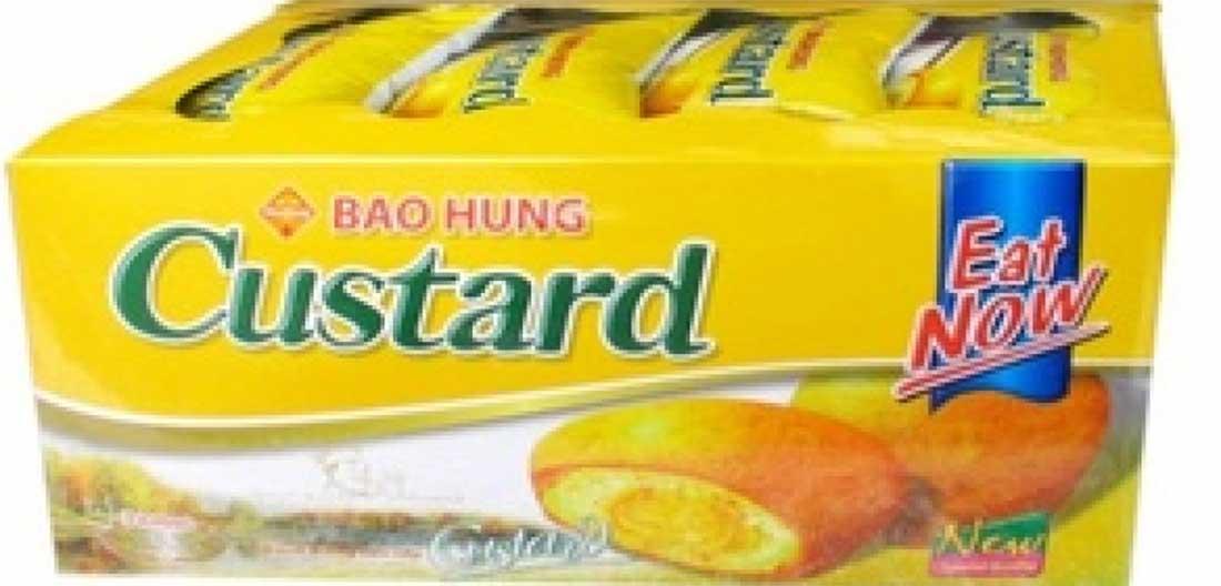 Vụ xâm phạm quyền SHTT bánh Custard cake: Lập lờ đánh lận con đen