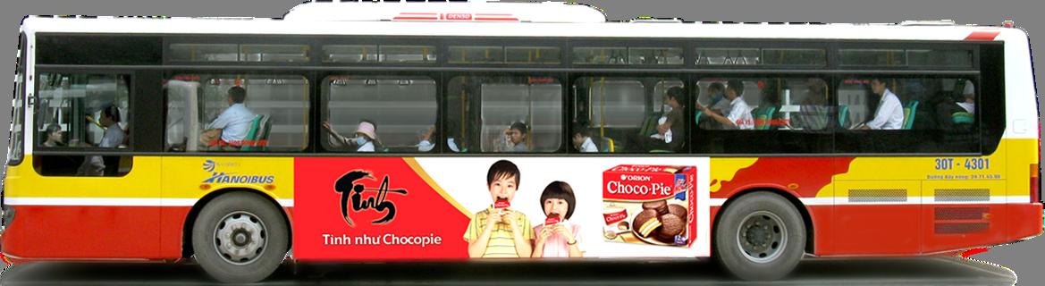 Tư vấn pháp luật quảng cáo trên phương tiện giao thông