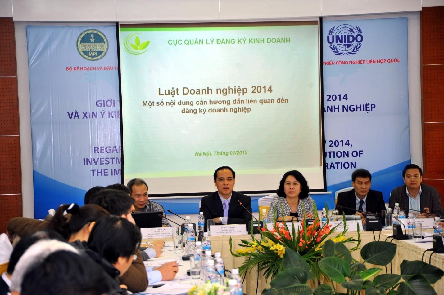 Điều kiện kinh doanh theo luật đầu tư 2014