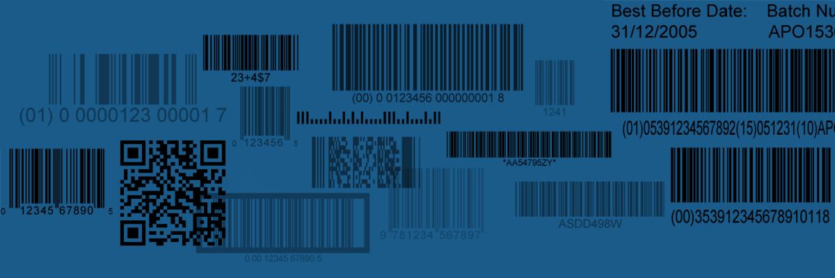 Các loại mã số, mã vạch tiêu chuẩn quốc tế?