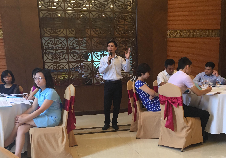 Hội nghị tập huấn kỹ năng kiểm tra văn bản quy phạm pháp luật