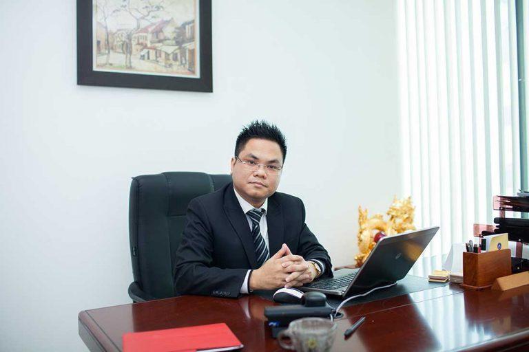 Luật sư Nguyễn Thanh Hà - Chủ tịch Công ty Luật SBLAW- Hà Nội.
