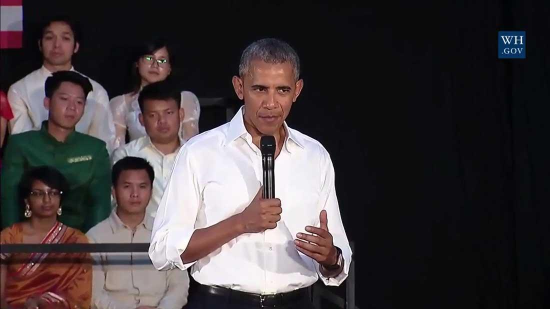 Tổng thống Obama trả lời câu hỏi đặc biệt của Việt Nam về TPP