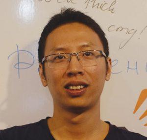Ông Lê Văn Thanh, Đồng sáng lập Cốc Cốc