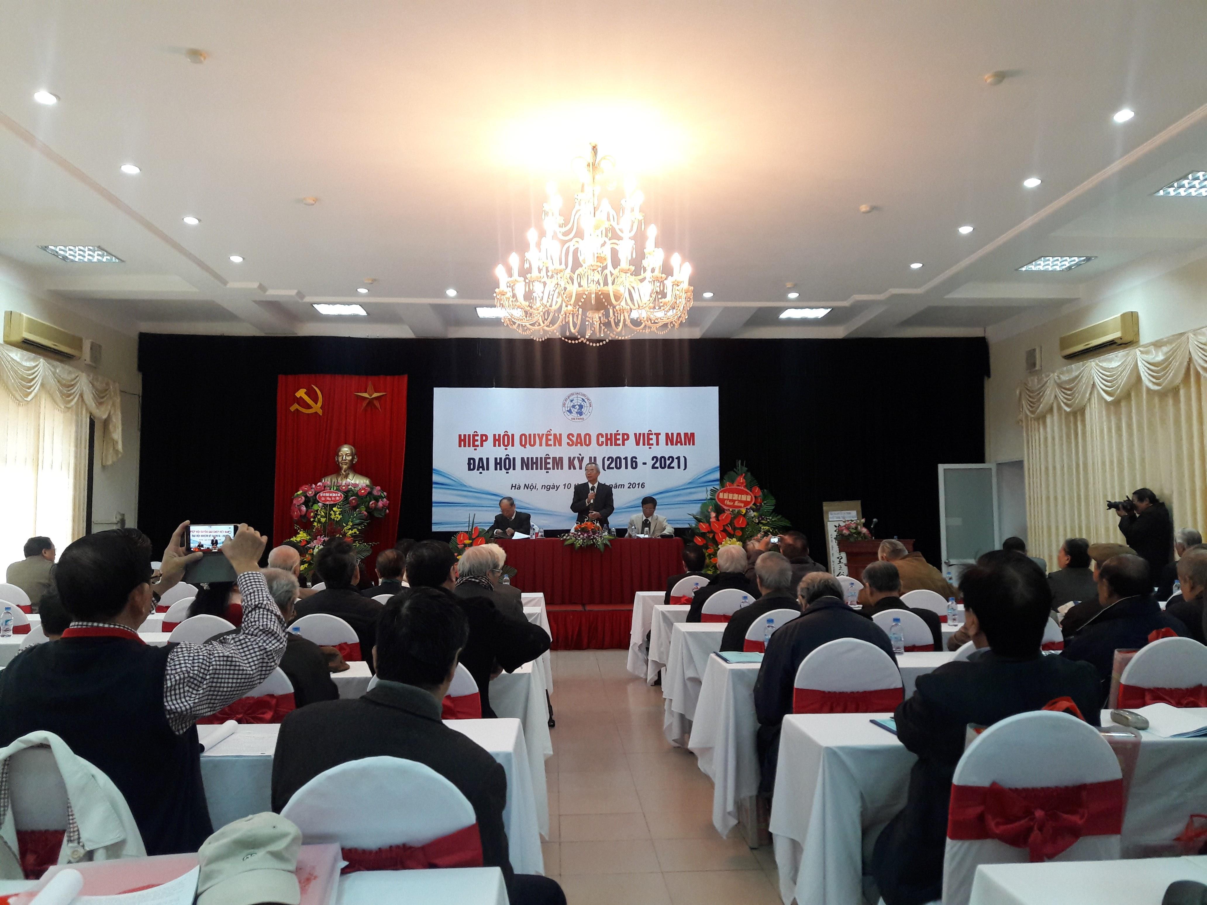 Luật sư Phạm Duy Khương từ SBLAW trúng cử ban chấp hành Hiệp hội quyền sao chép Việt Nam