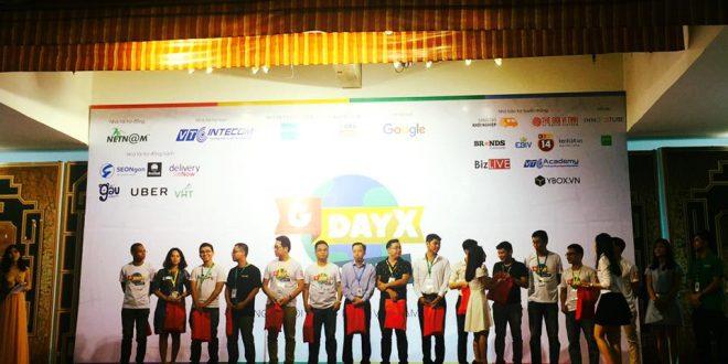 Luật sư Nguyễn Thanh Hà tư vấn cho các doanh nghiệp khởi nghiệp tại Google Day X 2016