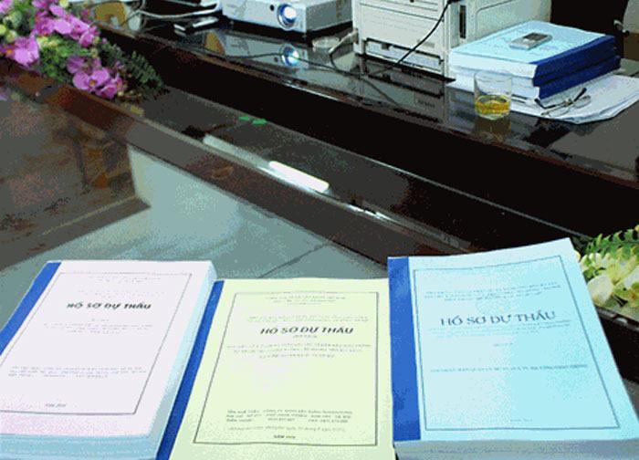 Dự thầu dịch vụ phi tư vấn phải có biện pháp bảo đảm