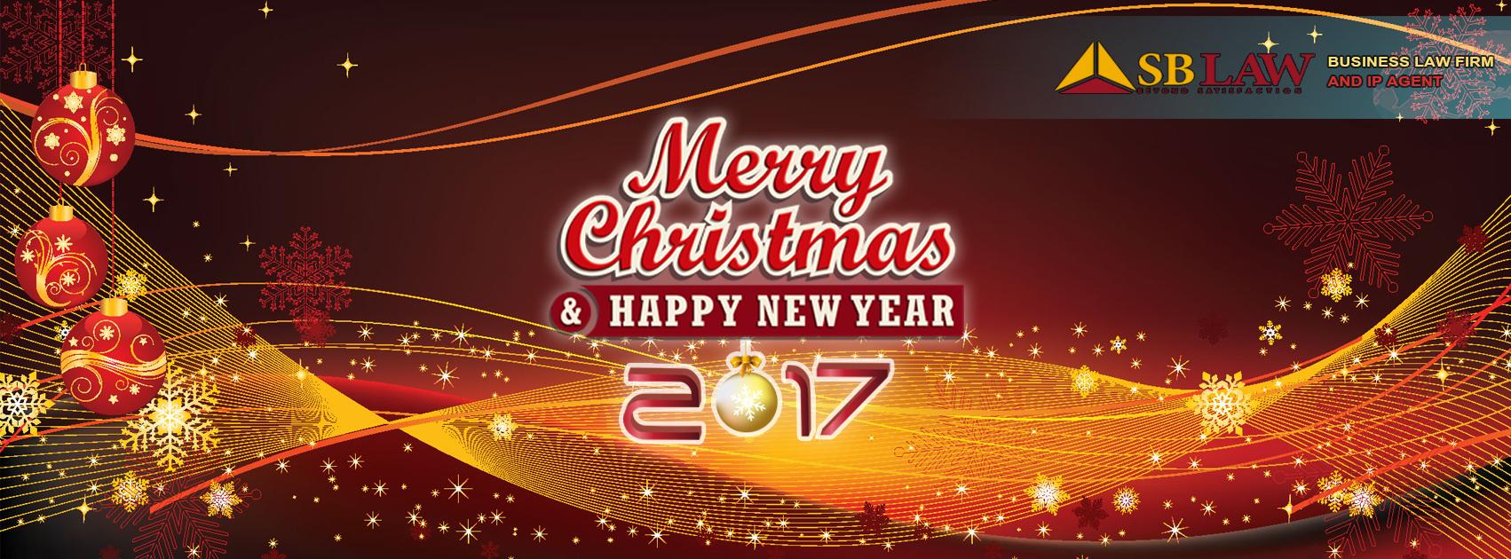 Chúc mừng Giáng sinh và năm mới 2016