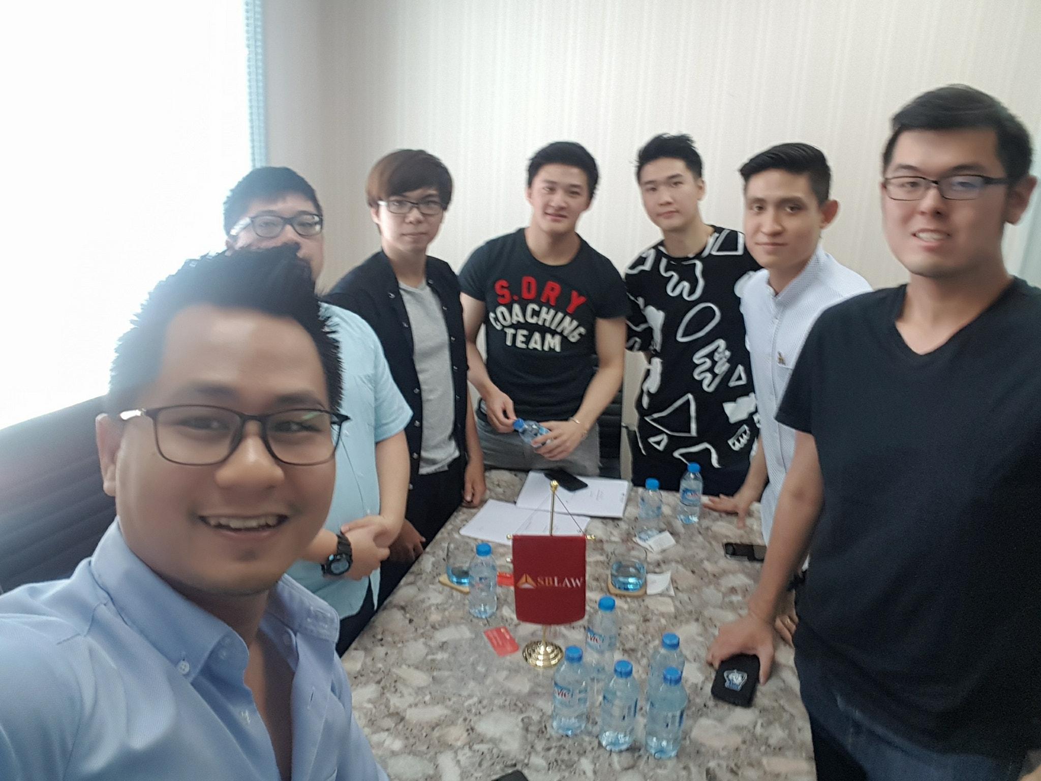 Photo: Luật sư SBLAW tư vấn cho các start up Asean.