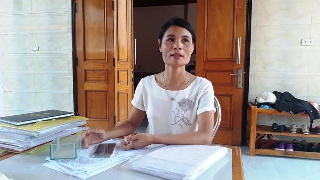 Quảng Bình: Cô giáo kêu cứu vì bất ngờ bị miễn nhiệm