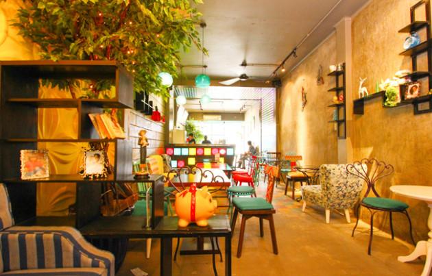 Thủ tục mở quán cafe kết hợp trưng bày và bán hoa lan rừng đặc sản Buôn Ma Thuột