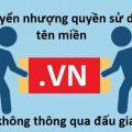 """Tên miền """".vn"""" đã có thể chuyển nhượng hợp pháp-sblaw"""