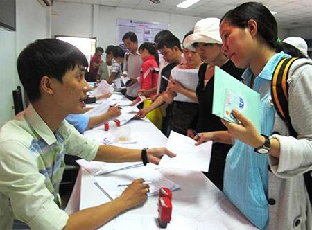 Đóng bảo hiểm xã hội cho người lao động đi làm việc ở nước ngoài không hưởng lương tại đơn vị