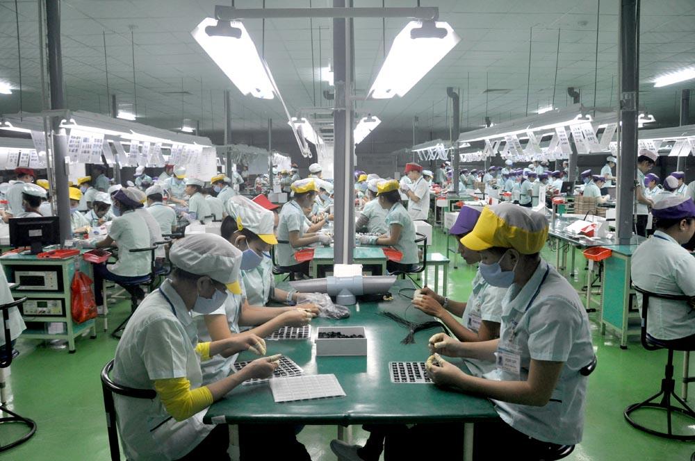 Đăng ký ngành thiết kế, thi công lắp đặt cho doanh nghiệp FDI