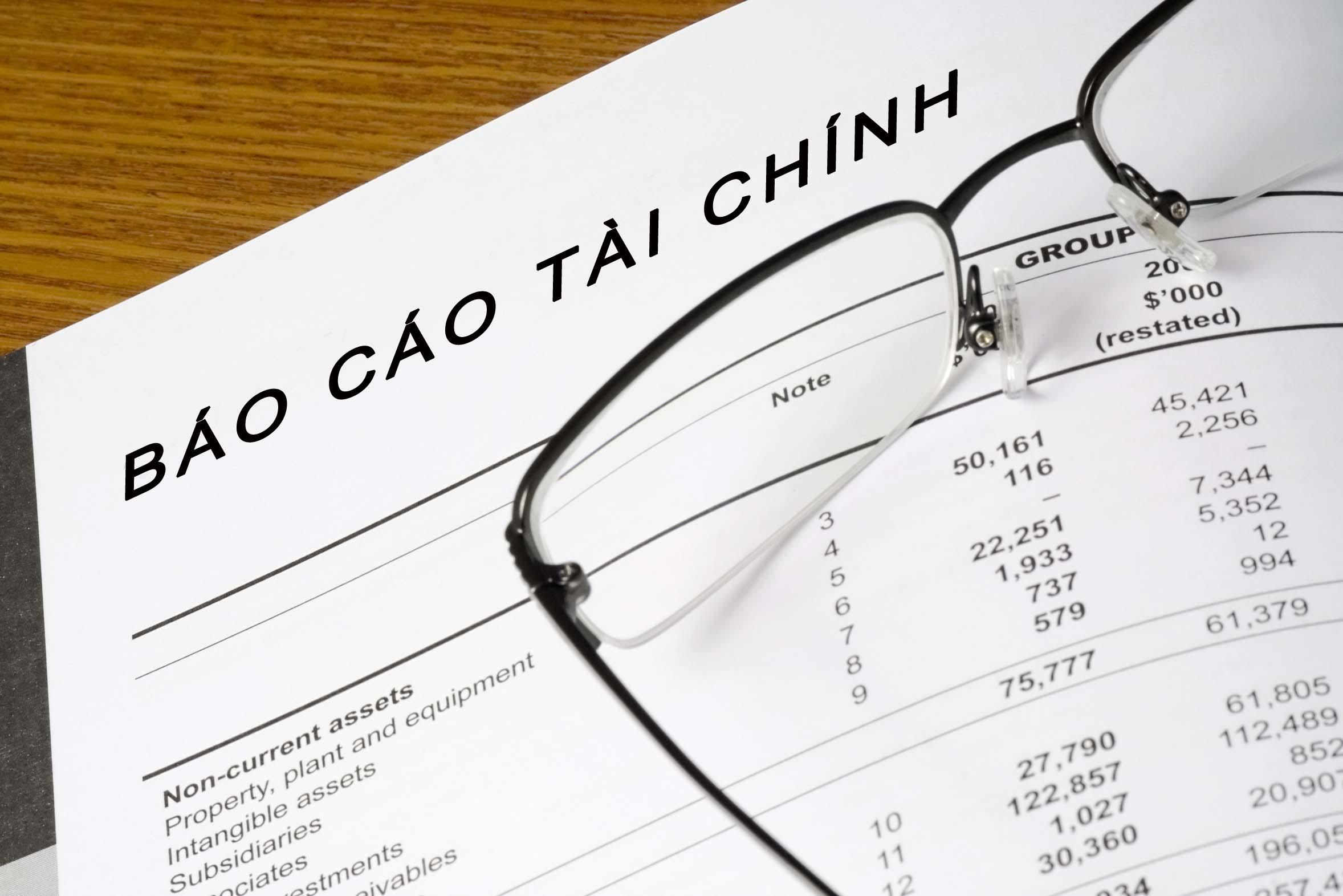 Chế độ báo cáo tài chính của công ty mẹ, công ty con như thế nào?