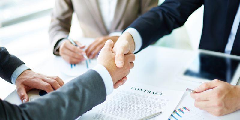 Văn bản thỏa thuận hợp tác với người nước ngoài