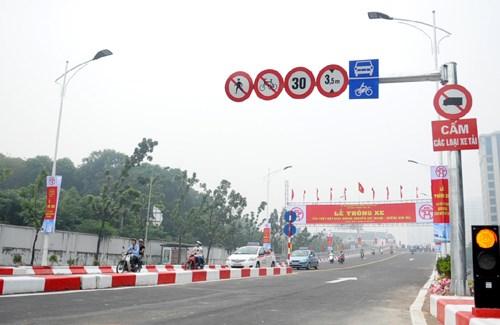 Luật Giao thông đường bộ có hiệu lực pháp lý cao hơn Quy chuẩn 41