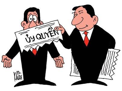 Tư vấn về thẩm quyền ký kết hợp đồng