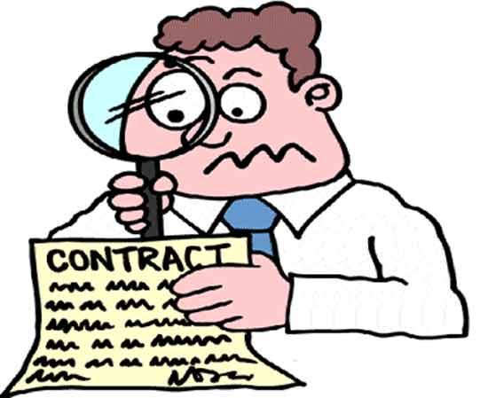 Tư vấn về vi phạm hợp đồng
