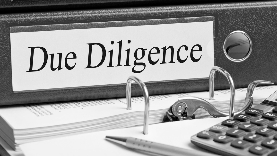 Dịch vụ Due diligence