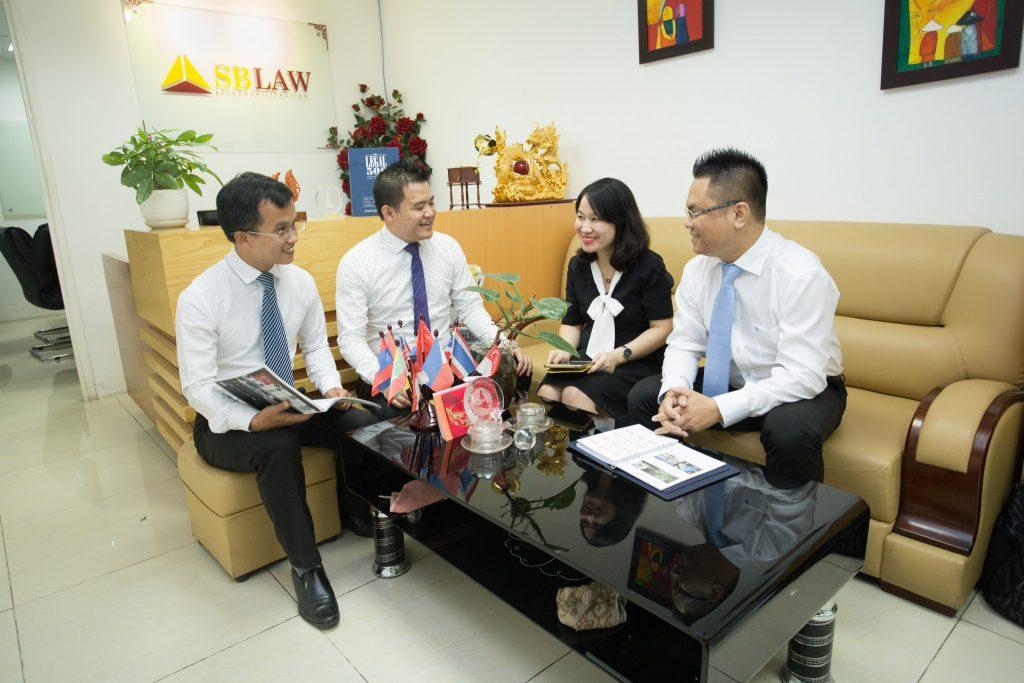 dịch vụ pháp lý của luật sư