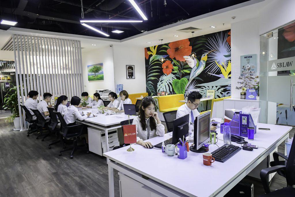 Văn phòng đại diện nước ngoài tại Việt Nam