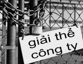 Tư vấn về việc giải thể công ty cổ phần tại Hà Nội