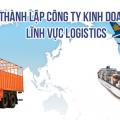 Thành lập công ty trong lĩnh vực logistic tại Việt Nam-sblaw