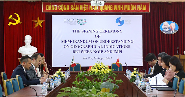 Việt Nam – Mexico: Hợp tác về bảo hộ chỉ dẫn địa lý