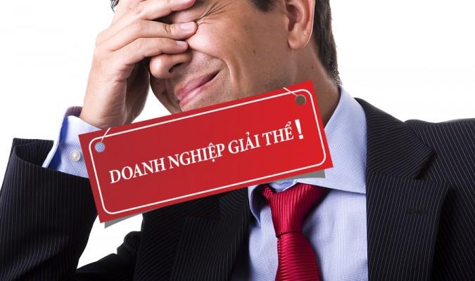 Doanh nghiệp đã giải thể, làm sao để đòi được nợ?