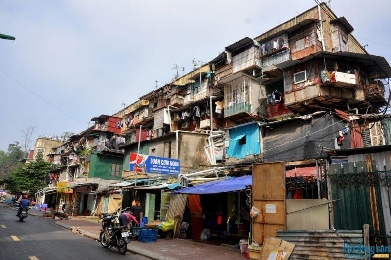 Giải pháp đấu thầu trong cải tạo chung cư cũ từ góc độ của một luật gia
