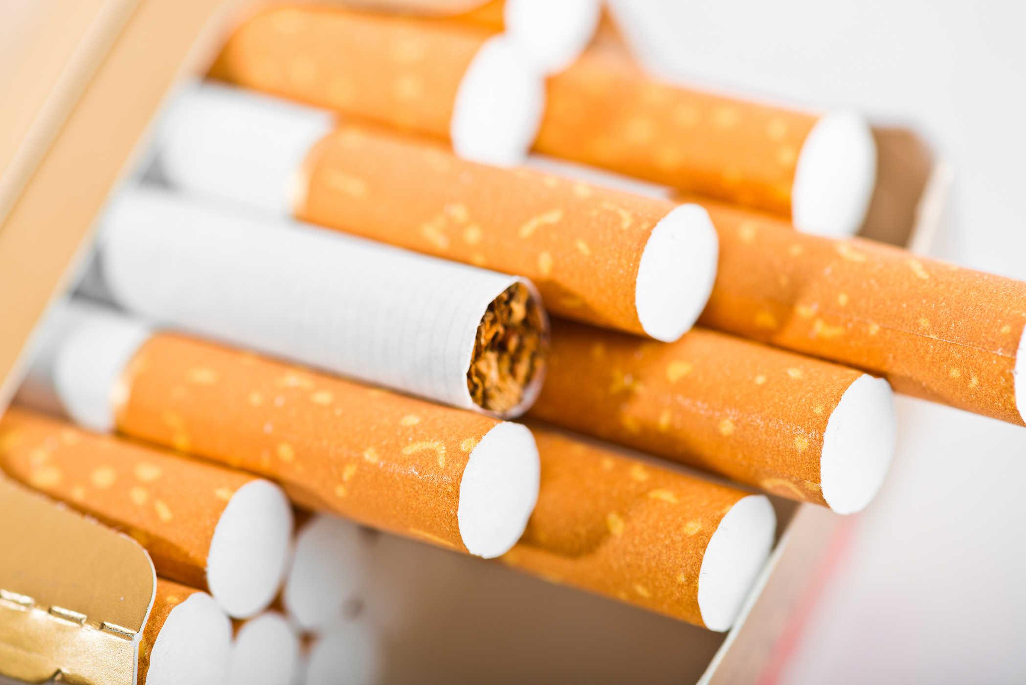 Những loại thuế phải nộp khi kinh doanh mặt hàng thuốc lá