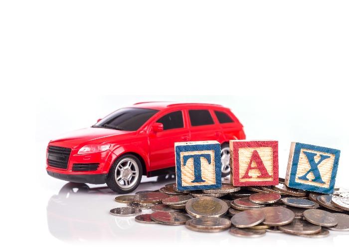 Tư vấn về thuế đối với ô tô nhập khẩu đã qua sử dụng