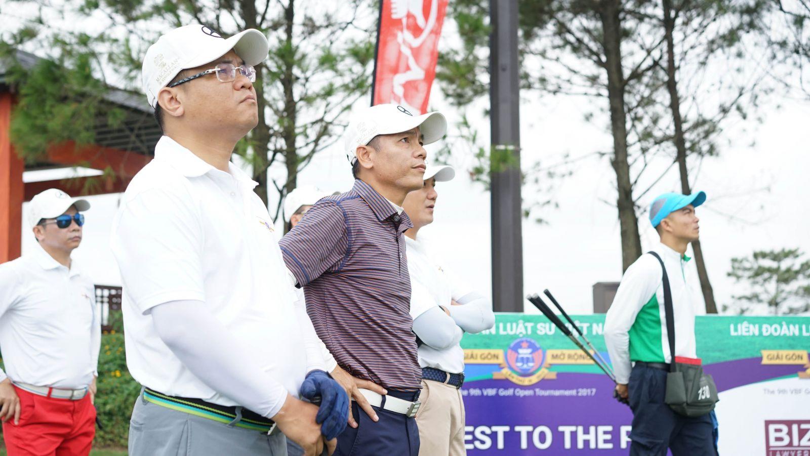 Luật sư SBLAW tham gia giải Golf Liên đoàn Luật sư Việt Nam