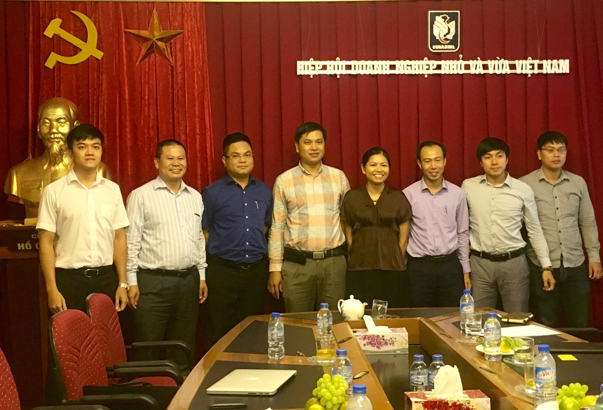 Luật sư SBLAW tham gia khảo sát nhu cầu sử dụng dịch vụ pháp lý tại Việt Nam