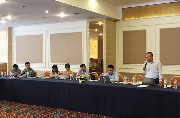 Khảo sát, đánh giá tình tình thực hiện công tác hỗ trợ pháp lý cho doanh nghiệp tại TP Hồ Chí Minh