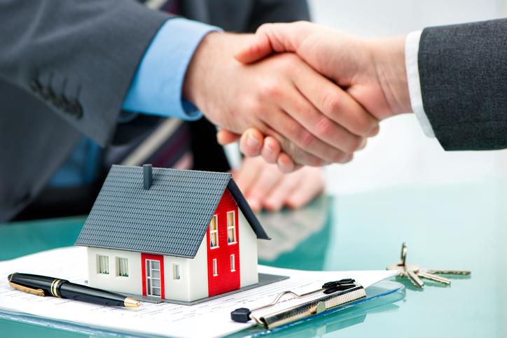 Nhiều rủi ro khi mua nhà trên giấy
