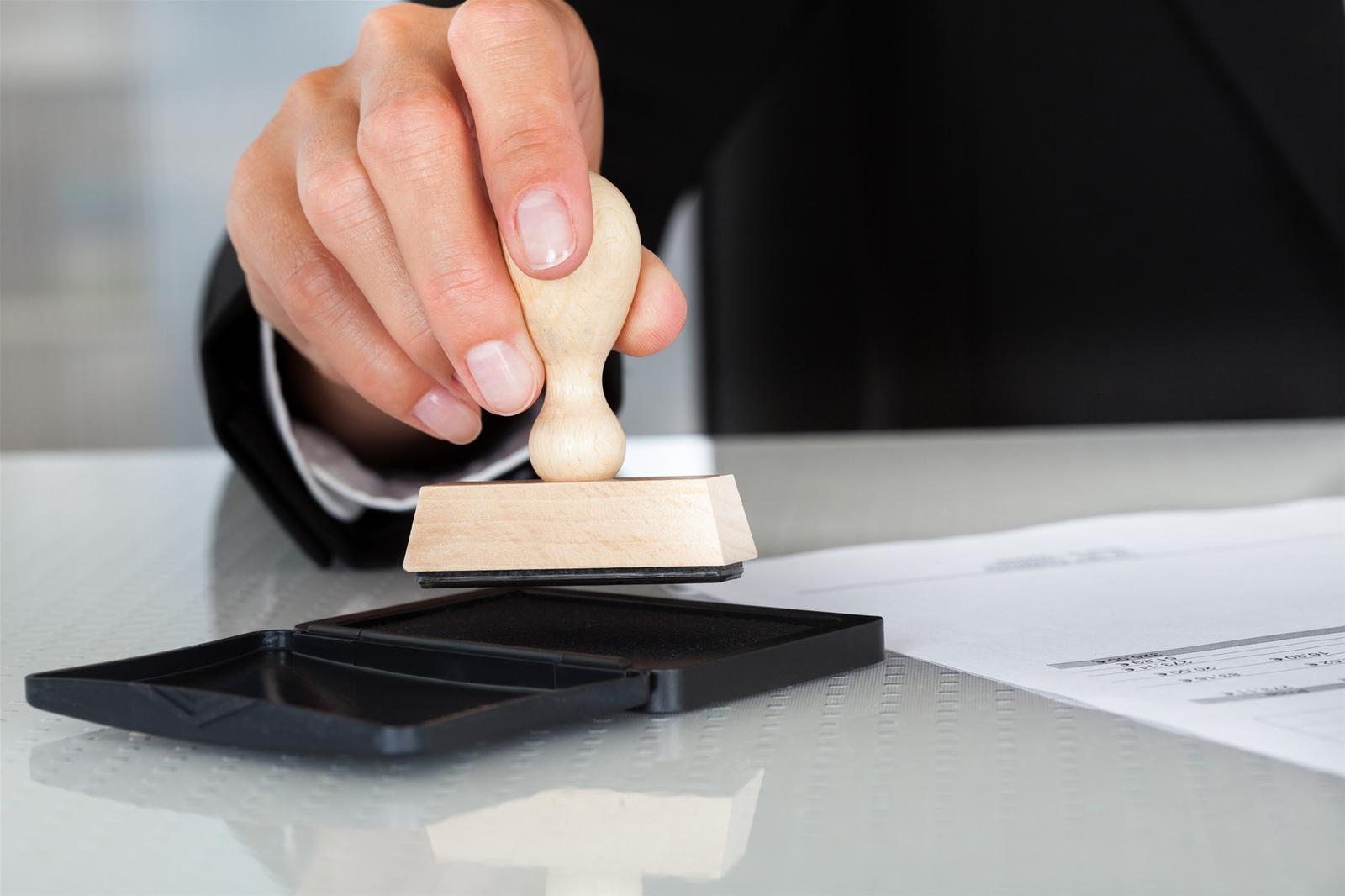Tư vấn điều kiện kinh doanh ngành nghề sản xuất con dấu