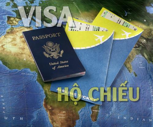 Thủ tục xin visa 6 tháng cho người nước ngoài
