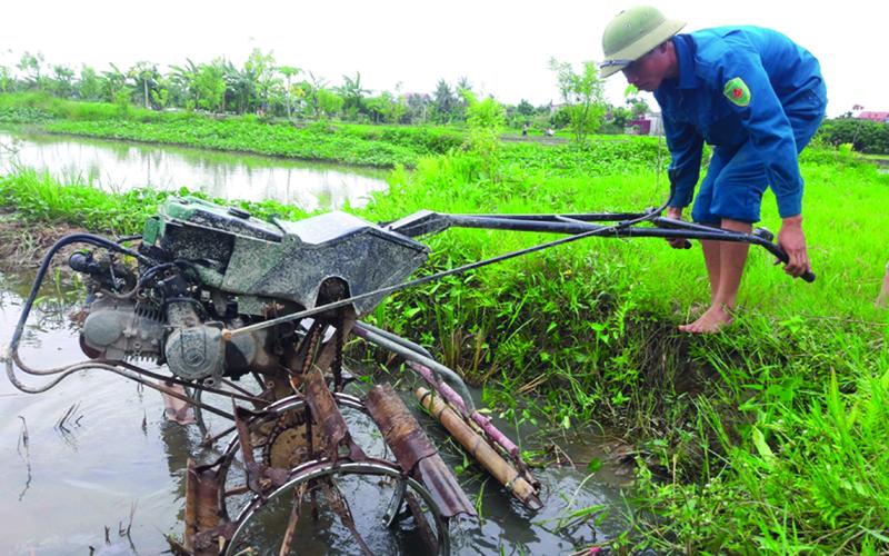 Bảo hộ sáng chế để sáng tạo trên đồng ruộng thành tài sản của nhà nông