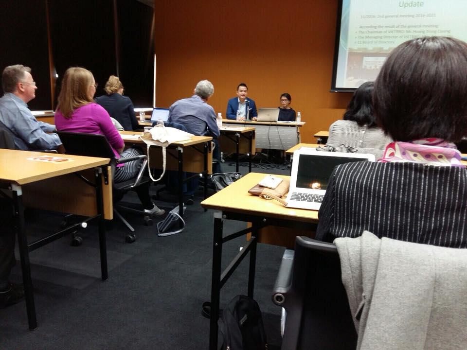 Luật sư SBLAW tham dự Đại hội bản quyền thế giới