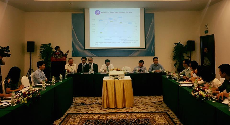Luật sư SBLAW tham gia toạ đàm về thị trường đồ uống Việt Nam năm 2017 và dự báo xu hướng 2018