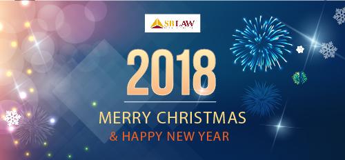SBLAW chúc mừng năm mới 2018