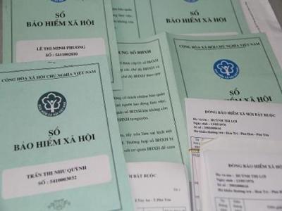 Bãi bỏ một số giấy tờ trong thủ tục giải quyết BHXH