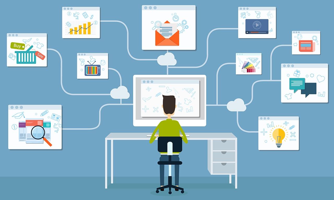 Dịch vụ đăng ký ứng dụng cung cấp dịch vụ thương mại điện tử